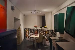 Išprotėjusi virtuvė, Wrong Room