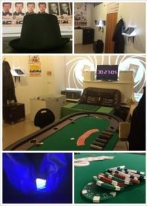 007 Room pabėgimo kambarys Vilniuje