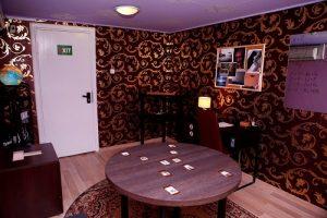 Smart Rooms pabėgimo kambarys