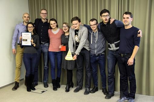 Auksinio proto 2016 m. rudens laimėtojai