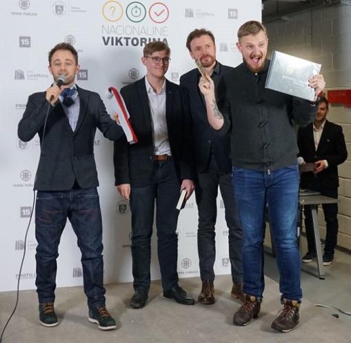Didmeistrių gretos nepapilnėjo: NV čempiono titulą apgynęs džiaugiasi VDM Paulius Ambrazevičius