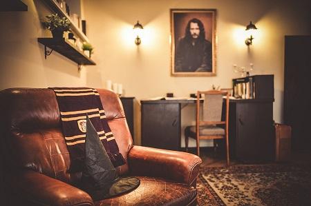 Hario Poterio pabėgimo kambarys