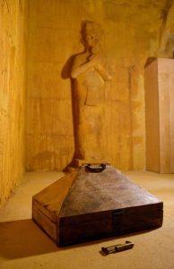 Faraono prakeiksmas (pabėgimo kambarys)