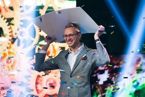 Kas ir kodėl nugalėtojas Jonas Murauskas